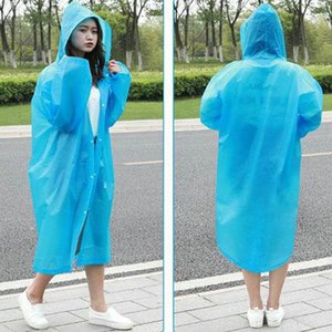 2016 Adult Raincoats Household Thicken Waterproof Unisex Rain Jacket Summer Raincoats Adult Raincoats Household Thicken Waterproof Unisex iq