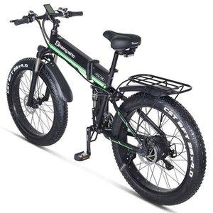 novo elétrica moto 1000w 4.0Fat elétrica pneu da bicicleta 48v Cruiser Bicicleta elétrica