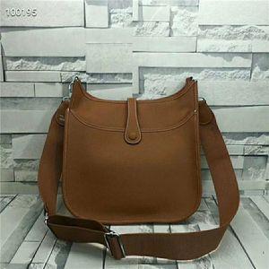 grande saco das mulheres ombro mensageiro, saco de couro real, saco grande capacidade de lazer, Messenger Bag