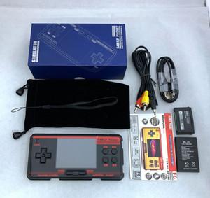Новый FC3000 Classic Handheld приставкам ABS Shell семьи Карманные 2GB 1000+ Игры 3-дюймовый экран HD ТВ-выход Портативный Игровая приставка