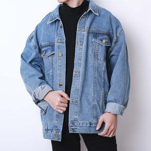 19ss Diseñador Jean Chaquetas para hombre Mujer Jeans de lujo Moda Marca Abrigo Primavera Otoño Abrigo Chaqueta Outwear Ropa de calidad superior