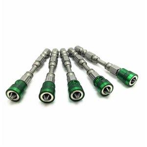5 10 Piece Set Color Magnetic Ring 65 Mm Magnetic Drill Screwdriver Bit S2 Steel Cross Head Set Screwdriver Set Hand Tool