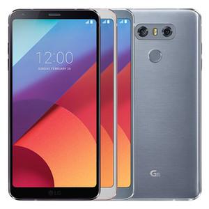 """تم تجديده الأصل LG G6 H870DS H870 H871 H872 VS988 5.7 """"رباعية النواة 4GB RAM 32GB 64GB ROM 13MP مفتوح 4G LTE الذكية النقالة الهاتف DHL 1PC"""