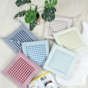 Indoor Outdoor Sofa Seat Pad Dining Garden Patio Office Chair Cushion Home Decor Office Seat Pillow Memory Foam Cushion 2019