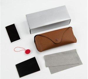 Estate Nuove Donne Donne Originali Box Box Occhiali Case Bag Glasses Glasses e Occhiali da sole Spedizione Caso Case Retro JXGAQ