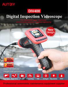 """Endoscope industriel 5,5mm / 8,5mm Diamètre caméra d'inspection numérique Videoscope éclairage LED 2.7"""" Moniteur LCD IP67 étanche Borescope"""