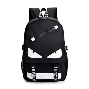 New Fashion Brand Designer Backpack Luxury Outdoor Traveling Letter Printed School Bags for Men Women Students Backpacks Double Shoulder Bag