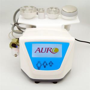 LED RF Vacuum Lymphatic Drainage Body Massager Multi-pole RF Vacuum Massage RF Skin Lifting Fat Burner