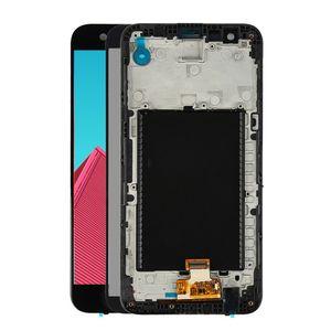 Pour LG K10 2017 M250 M250N LCD Écran Tactile Affichage Digitizer Assemblée Replacment Meilleure Qualité 5.3 pouces Écran Complet