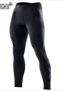 2019 Nuovo 2XU Compression Uomini Pantaloni Collant pantaloni di yoga Fitness Gym Sport in esecuzione X stampati pantaloni stretch casuale di fitness