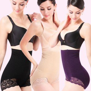 New Women High Waist Body Trainer Butt Lifter Panties Tummy Control Girdle Ladies Shaper Shorts