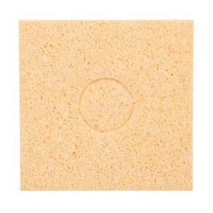 5pcs / Lot _ 6 cm * 6 cm Pointe de fer à souder universelle Soudure Nettoyage éponge de protection Tampons de remplacement du fer à souder éponges