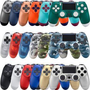 Wireless Bluetooth PS4 Wireless Game-Controller 22 Farben für Sony Play Station 4 Game System in Kleinkasten