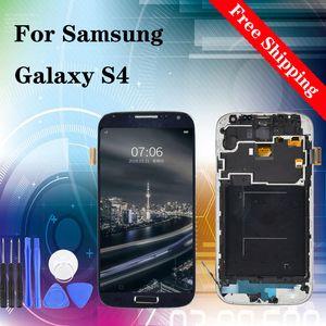 "5,0"" LCD d'origine pour Samsung Galaxy S4 i9500 I337 M919 I545 I9502 I9505 E300K Affichage écran tactile Digitizer Pièces"
