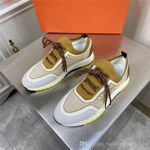 Mens casual sports shoes, spring summer 2020 new lace-up fabric comfortable breathable casual sports shoes
