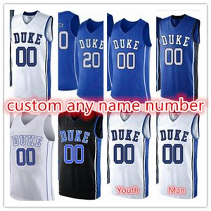 Jack White 41 Alex O'Connell 15 Antonio Vrankoviç 30 Justin Robinson 50 Joey Baker 13 Duke Blue Devils gençlik adam basketbol Formalar S-5XL