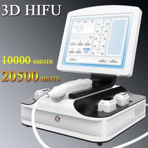 3D HIFU corpo e del viso portatile rughe HIFU pelle rimozione macchina ad ultrasuoni macchina di serraggio 11 linee 2D HIFU