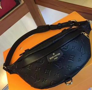 Le donne di vendita borse della signora Vita Borse Borse unisex MARSUPIO petto della traversa del sacchetto della vita del corpo Sacchetti genuini Borse a tracolla in pelle borsa da viaggio