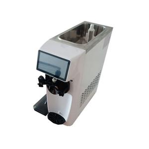 Satılık en popüler masaüstü mini dondurma makinesi yumuşak dondurma makinesi
