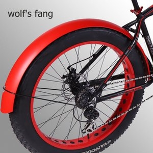 wolf's fang Snowmobile Bicycle wings fender wing bike Iron material Strong durable Full coverage Snow free shipping