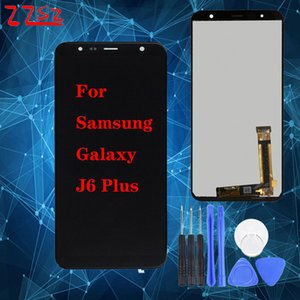 Original 6.0 Inch LCD Display Screen For Samsung Galaxy J6 Plus 2018 J610 J610G J610G DS Replacement Parts free shipping