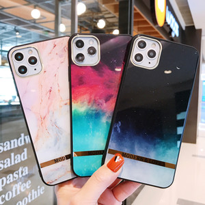 Téléphone cas 2020 Nouveautés Unique Designs Cell Phone Marble Case pour iPhone 7 cas concepteur de luxe de téléphone iphone 11