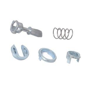 Reemplazo perfecto cilindro barril coche cerradura de la puerta Kit de reparación para VW POLO 603837167/168