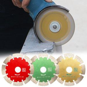 Yeni Taşınabilir Elmas Sıcak preslenmiş Beton Kesme Disk Elmas Oluklu Bıçak Taş Çini Duvar Yerleştirme Kesme Testere Bıçakları