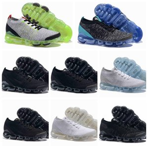 New Knit 2.0 Fly 3.0 Running Shoes air Men VAPOR Women BHM MAX Orbit Metallic Gold Triple Black Designer Shoes Sneakers Trainers 36-45