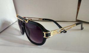 Новое прибытие летняя мода золотые солнцезащитные очки мужчины и женщины лягушка зеркало женщины случайные очки 8018 открытый бренд дизайнер солнцезащитные очки UV400