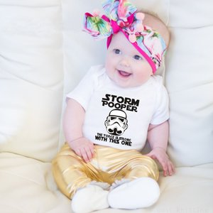 Newborn Baby Boy Girl Jumpsuit Bodysuit Outfits Funny Unisex Baby Clothes Casual Take Home Outfit Onesies 0-24M