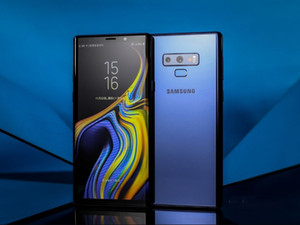 "Samsung Galaxy Note 9 N9 N960F 4G LTE Akıllı Telefon Octa Çekirdek 6.4"" Çift 12MP RAM 6GB ROM 128GB NFC yenilenmiş telefon"