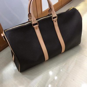 Hot Sell Best quality Fashion Travelling Bag Unisex Handbag Large Capacity Bag Genuine Leather Classic boarding bag free shipping