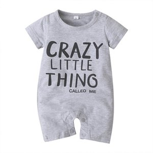 2020 Unisex Baby Boys Romper Newborn Clothes Set Sold Letter Infant 0 -18 Months Baby Boys Girls Clothing Pajamas