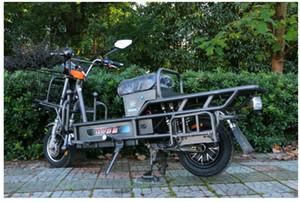Charge King Wang Power voiture électrique à emporter tirer voiture de fer 60V72V batterie de moto électrique adulte