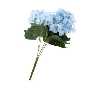 Artificial Silk Hydrangea Flower Bouquet Home Garden Table Decor