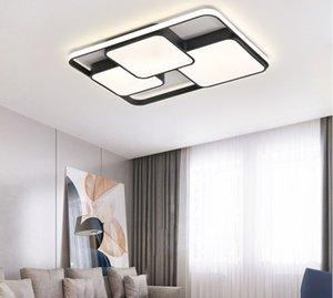 Moderna LED Lampadario di cristallo per il salone camera da letto Maestro Cristal Luster finitura cromata 110V 220V Deco domestico Lampadario LLFA