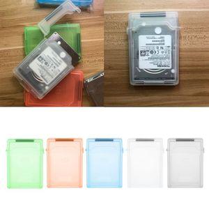 Bilgisayar Büro Yeni 2.5 inç IDE SATA HDD Hard Disk Drive Protection Saklama Kutusu Koruyucu Kapak