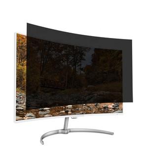Koruyucu filmi 3M gözetleme LCD Monitör 18,5 19 19,1 19,5 20 21,5 21,6 22 23 23,6 24 25 26 27 30 inçlik Parlama Önleyici için yeni Gizlilik Ekran Filtresi