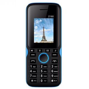 2190 Smart Phone Dual Sim 1.77in экран 64Мб / 32Мб Поддержка GPRS Wap Whatsapp MP3 MP4 Музыка Bluetooth 8W Камера мобильного телефона Защита от падения