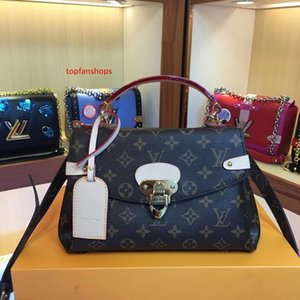 Women hot designers handbag messenger bag oxidizing leather POCHETTE metis elegant shoulder bags crossbody bags shopping purse clutches