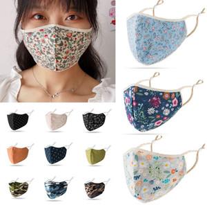 23 Estilo Design Cara Mask respirável Homens e mulheres Summer Shade Dustproof respirável Tide Masculino Wash Máscara Orelha ajustável Buckle XD23569