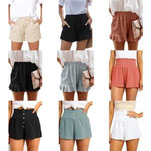 Vasaqi Womens Summer Leisure Trend Beach Women'S Mei Dusha универсальные быстросохнущие шорты для женщин Пятиногие брюки пара стиль Бермуды #57
