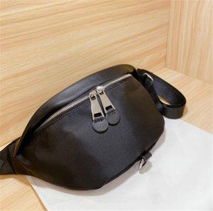 Модные дизайнерские роскошные поясные сумки высокое качество кожа сумка грудь пакеты горячая CFY20042243