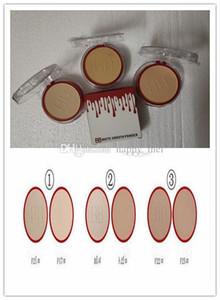 Envío gratis ePacket Nueva Cara de Maquillaje P016 XoXo BB Mate Suave en Polvo Más Base de Fundación 2 Capas Con Polvo Soplo! 30g