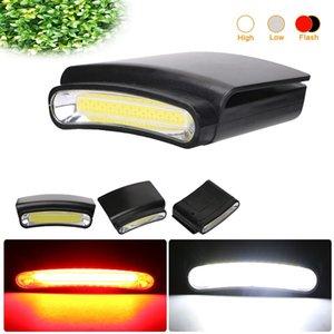 New Lightweight LED Portable Headlamps Clip Cap Lamps Cap Lamps Mini Flashlights Outdoor Light