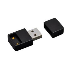 Cargador USB para la batería COCO magnética de conexión USB cargador de Cargadores inalámbrico portátil para Coco fumar Vape vainas Kit