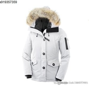 19ss Brand Men s Parka canada Down Jacket Parka Winter Warm Thick Down Coats Hooded Cold mens designer winter jackets brand