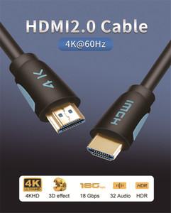 Cabo HDMI 2.0 HDMI para HDMI 3m 5m 8m 10m 15m Apoio ARC 3D HDR 4K 60Hz Ultra HD para Splitter Mudar PS4 TV Box Projector