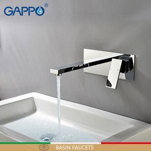 Gappo rubinetto del bacino della cascata rubinetti lavandino acqua del bagno bagno doccia miscelatori rubinetto doccia a pioggia set